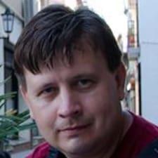 Профиль пользователя Aleksey