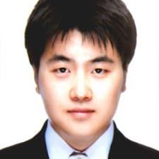 Jihun felhasználói profilja