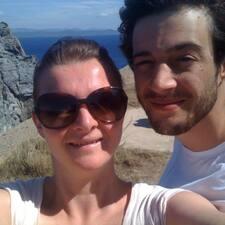 Stephanie & Renaud的用户个人资料