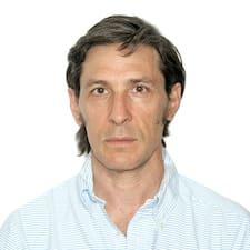Nutzerprofil von Matías