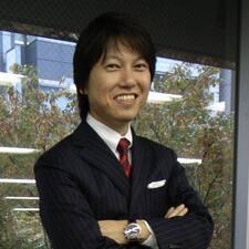 Perfil do utilizador de Yasuaki