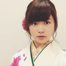 Perfil de usuario de Megumi
