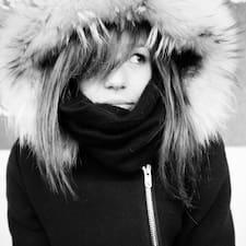 Mylène - Uživatelský profil