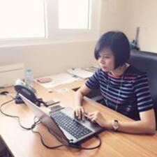 Profil utilisateur de Thu