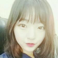 Perfil do utilizador de Gyeonga