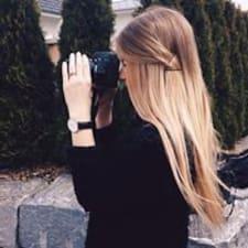 Celine felhasználói profilja