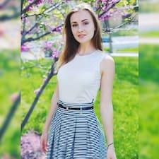 Profil utilisateur de Элеонора