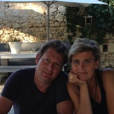 Tina & Richard User Profile