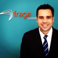 Fraga est l'hôte.