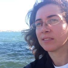 Henkilön Zeynep Ceyla Hande käyttäjäprofiili