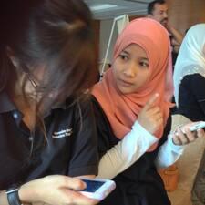 Sharifah Norsakinah的用户个人资料