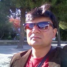 Profil utilisateur de Darshak