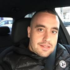 Raphaël用戶個人資料