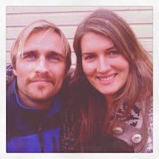 Profilo utente di Leah & Fredrik
