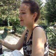 Татьяна est l'hôte.