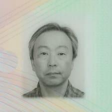 Profil utilisateur de Takeshi