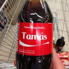 Nutzerprofil von Tamas
