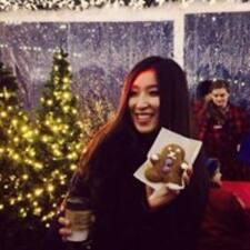 Tiffany Dongying felhasználói profilja