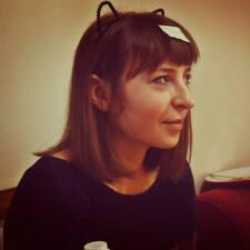 Eglė User Profile