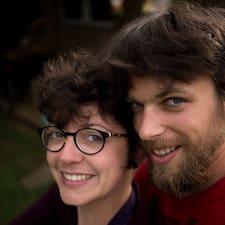 Profilo utente di Anne-Cécile & Sébastien