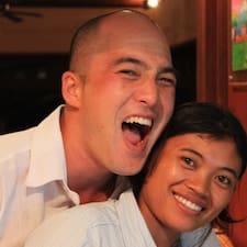 Profil utilisateur de Jing, Wayana + Bukit Vista Hosts