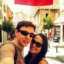 Emmanuel & Maria User Profile