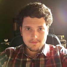 Gebruikersprofiel Tristan