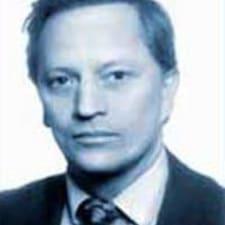 Profil utilisateur de Kjell