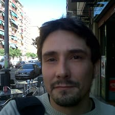 Pablo - Uživatelský profil
