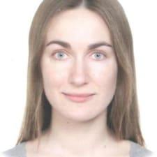 Kate (Ekaterina)的用戶個人資料