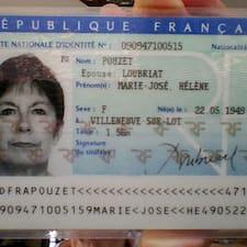 Marie-José è l'host.