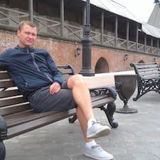 Gebruikersprofiel Виталий