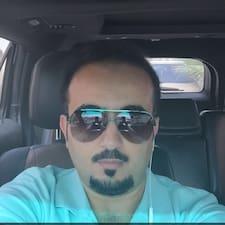 Användarprofil för Hamad