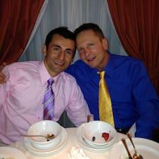 Kevin & Orlando User Profile