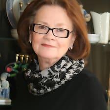 Användarprofil för Linda