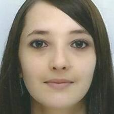 Profil utilisateur de MARINE