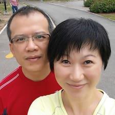 Wang Sheau Yng的用戶個人資料
