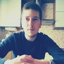 Profil utilisateur de Matija