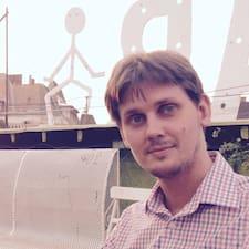 Profil korisnika István