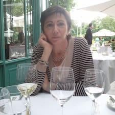 Profil utilisateur de Marie Jeanne