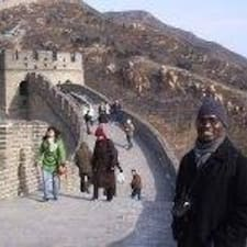 Profil utilisateur de Chinedu