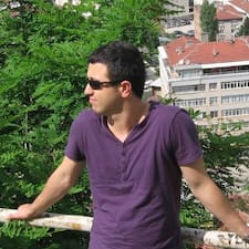Serkan Salih用戶個人資料