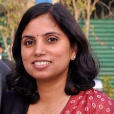 Profil utilisateur de Anubha Manish