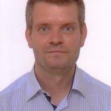 Profilo utente di Pieter