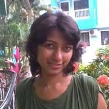 Naizy felhasználói profilja