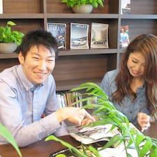 Yasuhiro & Saki — хозяин.