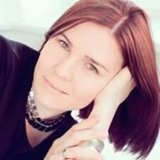 Profil utilisateur de Elena