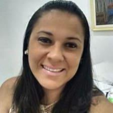 Nutzerprofil von Ana Lúcia