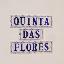 โพรไฟล์ผู้ใช้ Quinta Das Flores