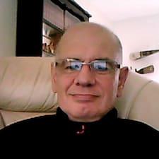 Profil utilisateur de Jean Bernard